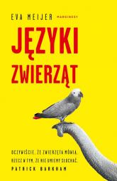 Języki zwierząt - Eva Meijer | mała okładka
