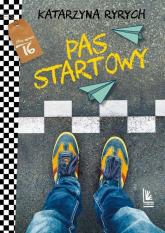 Pas startowy - Katarzyna Ryrych   mała okładka