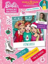 Barbie Możesz być kim chcesz 10 Łyżwiarka -  | mała okładka