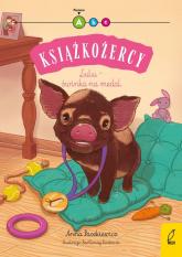 Książkożercy Lulu Świnka na medal Poziom A - Anna Paszkiewicz | mała okładka