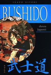 Bushido dusza Japonii - Nitobe Inazo | mała okładka