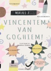 Maluj z Vincentem van Goghiem! -  | mała okładka