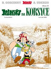 Asteriks na Korsyce 20 - Rene Goscinny | mała okładka