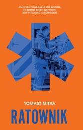 Ratownik - Mitra Tomasz | mała okładka