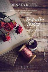 Szpulki losów - Renata Kosin | mała okładka