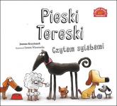 Pieski Tereski. Czytam sylabami - Joanna Krzyżanek   mała okładka