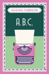 Abc - Agatha Christie   mała okładka