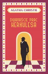 Dwanaście prac Herkulesa - Agatha Christie   mała okładka