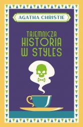 Tajemnicza historia w Styles - Agatha Christie   mała okładka