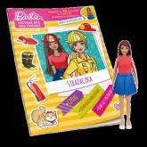Barbie. Możesz być kim chcesz cz.11 Strażaczka - zbiorowe opracowanie | mała okładka