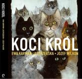 Koci król - Ewa Karwan-Jastrzębska   mała okładka
