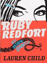 Ruby Redfort Weź ostatni oddech - Lauren Child | mała okładka