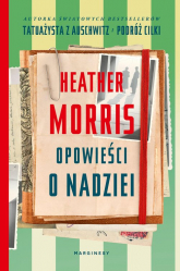 Opowieści o nadziei - Heather Morris | mała okładka