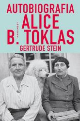 Autobiografia Alice B. Toklas - Gertrude Stein | mała okładka