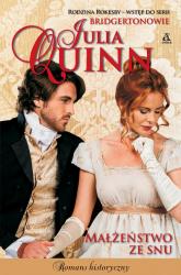 Małżeństwo ze snu - Julia Quinn   mała okładka