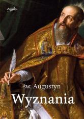 Wyznania - św. Augustyn z Hippony | mała okładka