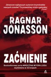 Zaćmienie - Ragnar Jónasson   mała okładka