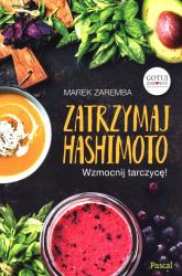 Zatrzymaj Hashimoto - Marek Zaremba   mała okładka