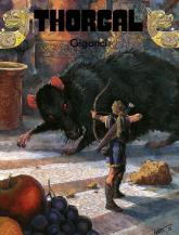 Thorgal Giganci - Van Hamme Jean | mała okładka