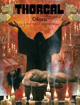 Thorgal Ofiara - Van Hamme Jean | mała okładka