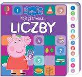 Peppa Pig Moje pierwsze Liczby - zbiorowe opracowanie | mała okładka