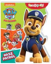 Psi Patrol Poznajmy się Nasz patrol. - zbiorowe opracowanie | mała okładka