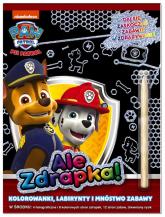 Psi Patrol Ale zdrapka! - zbiorowe opracowanie | mała okładka