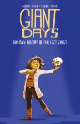 Giant Days Tom 8 Widzimy się tam, gdzie zawsze - Allison John, Sarin Max   mała okładka