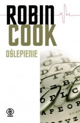 Oślepienie - Robin Cook | mała okładka