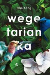 Wegetarianka - Han Kang | mała okładka