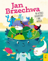 Na wyspach Bergamutach i inne wiersze - Jan Brzechwa | mała okładka
