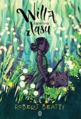 Willa, dziewczyna z lasu - Robert Beatty | mała okładka