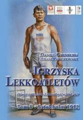 Igrzyska lekkoatletów Tom 5 Sztokholm 1912 - Grinberg Daniel, Parczewski Adam | mała okładka