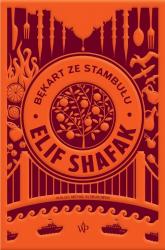 Bękart ze Stambułu - Elif Shafak | mała okładka
