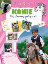 Konie Mój pierwszy podręcznik - Gabriella Mitrov | mała okładka