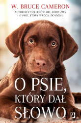 O psie który dał słowo - Cameron W. Bruce   mała okładka