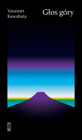 Głos góry - Yasunari Kawabata | mała okładka