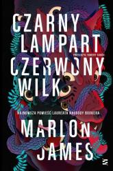 Czarny Lampart, Czerwony Wilk - James Marlon | mała okładka