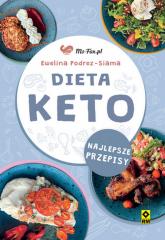 Dieta KETO Najlepsze przepisy - Ewelina Podrez-Siama | mała okładka
