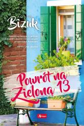 Powrót na Zieloną 13 - Agata Bizuk | mała okładka