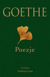 Poezje - von Goethe Johann Wolfgang | mała okładka