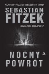 Nocny powrót - Sebastian Fitzek | mała okładka