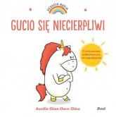 Uczucia Gucia Gucio się niecierpliwi - Chine Aurelie Chien Chow   mała okładka