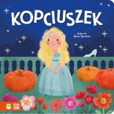 Bajkowe boardbooki Kopciuszek -    mała okładka