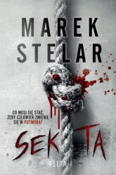 Sekta - Marek Stelar | mała okładka