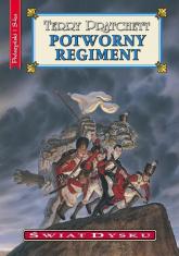 Potworny regiment - Terry Pratchett | mała okładka