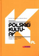 Elementarz polskiej kultury - Solarz Ewa, Szafraniec Karol, Miśkowiec Małgorzata   mała okładka