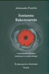 Fontanna Bakczysaraju - Aleksander Puszkin | mała okładka