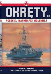 Okręty Polskiej Marynarki Wojennej Tom 26 -  | mała okładka