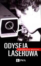 Odyseja laserowa - Maiman Theodore H. | mała okładka